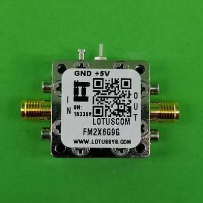 Freq. Multiplier X2 (OUTPUT 6G to 9G Hz) FM2X6G9G
