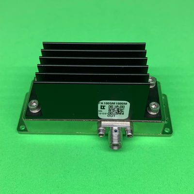 Power Amplifier 4W 1805 to 1880 MHz 38.5dB Gain 35dBm P3dB SMA