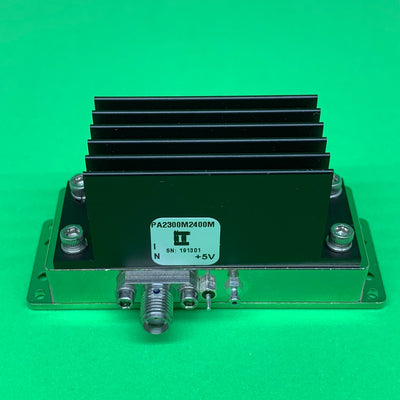 Power Amplifier 4W 2300 to 2400 MHz 35.5dB Gain 36dBm P3dB SMA