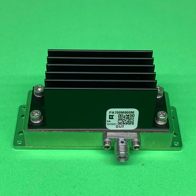 Power Amplifier 4W 700 to 800 MHz 35dB Gain 33dBm P3dB SMA