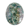 Green Kyanite Palm Stone