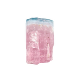 Pink with Blue Capped Tourmaline
