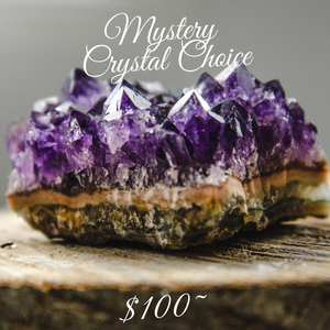 Mystery Crystal Choice- Australia crystal shop afterpay websiteA Crystal Affair