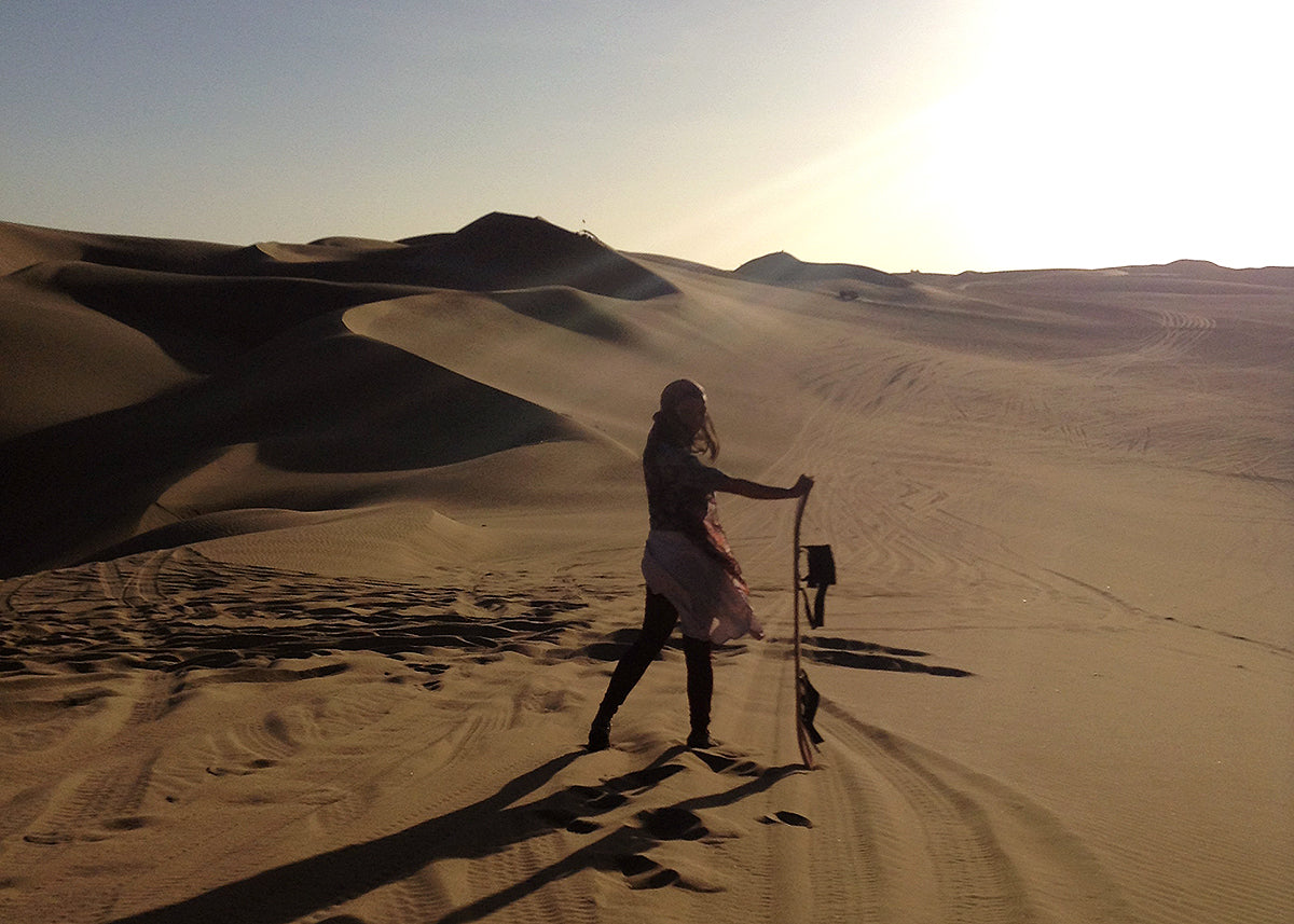 8 months of solo travel and digital nomading in South America with Sarah Angela