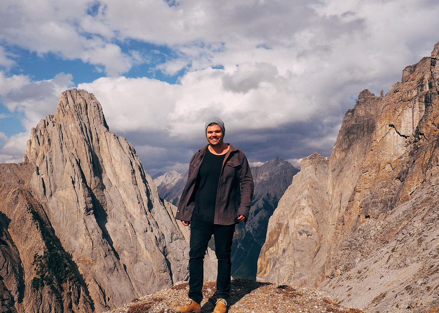 Traveler Josh Henry is on a mission, nears 70 countries while giving back