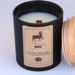 """Get a Whiff Co.'s """"Citrus Protection Program"""" candle."""