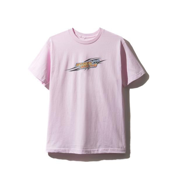 Antisocial Social Club (Asia Exclusive) Motor Sport Pink Tee