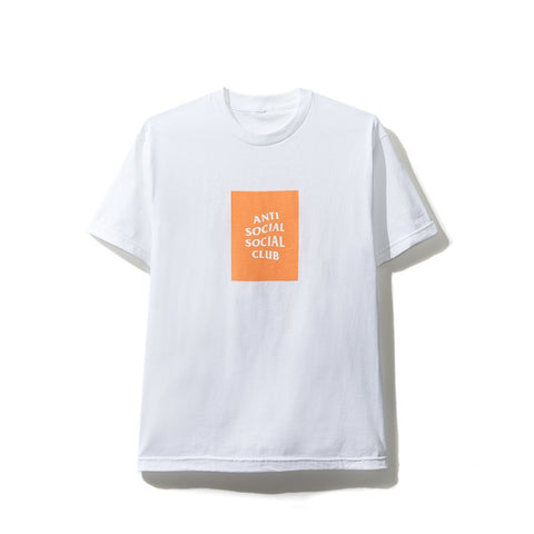 Antisocial Social Club Neon Orange Tee