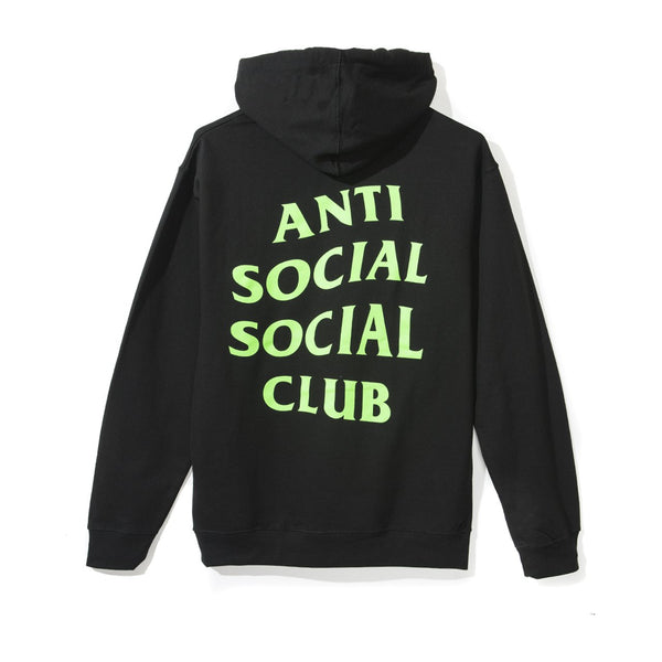 Antisocial Social Club Myself Black Hoody