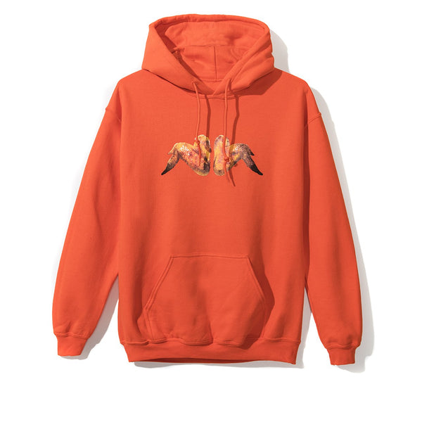 Antisocial Social Club Buffalo Orange Hoody