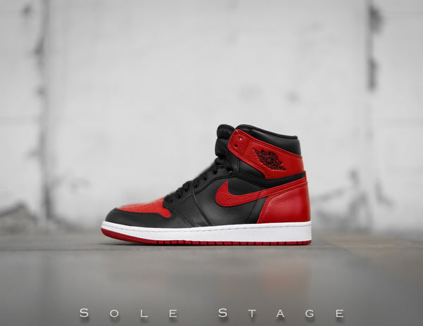 Air Jordan 1 Retro High OG 2016 Banned