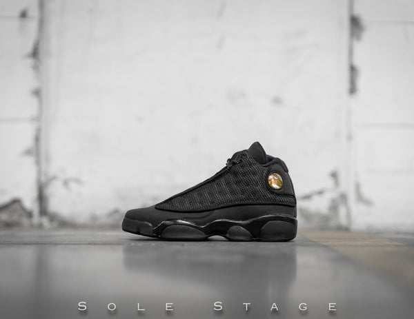Air Jordan 13 Retro GS 'Black Cat'