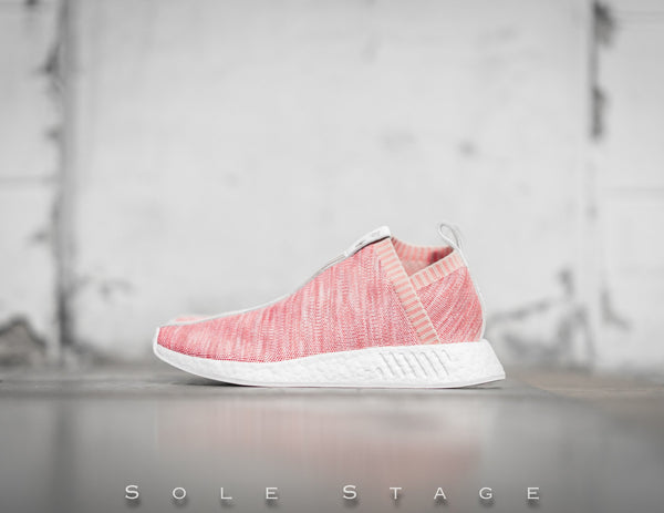 Kith x Naked x Consortium NMD_CS2 S.E.'Pink'