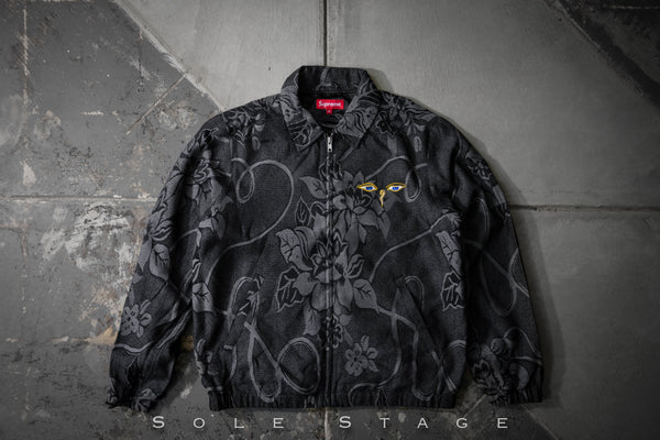 Supreme Truth Tour Jacket Black