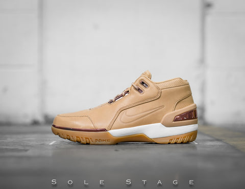 Nike Air Zoom Generation AS QS 'Vachetta Tan'