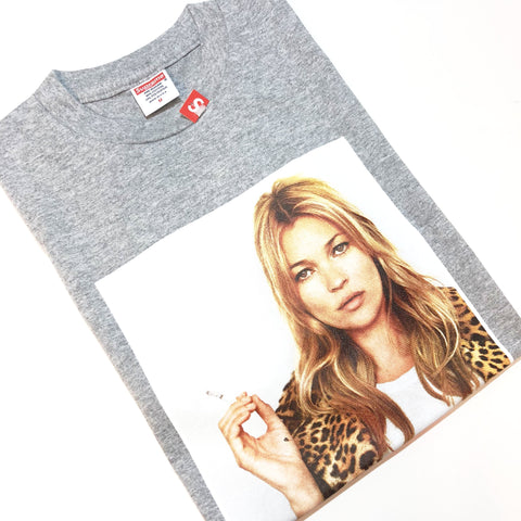 Supreme Kate Moss Tee Grey