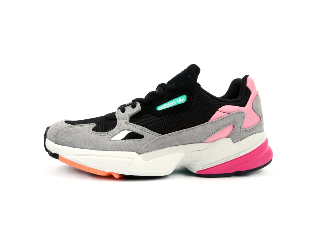 Adidas Falcon Core Black Light Granite