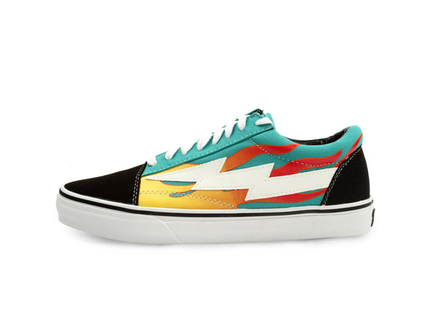 Revenge X Storm Ian Connor Flame Teal