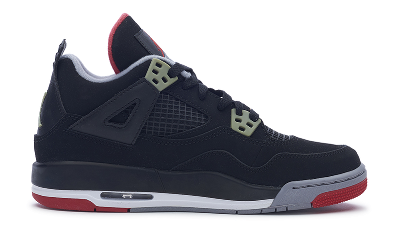 Air Jordan 4 Retro Black Cement 2012 (GS)