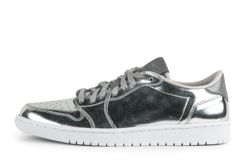 Air Jordan 1 Retro Low OG Pinnacle 'Metallic Silver'