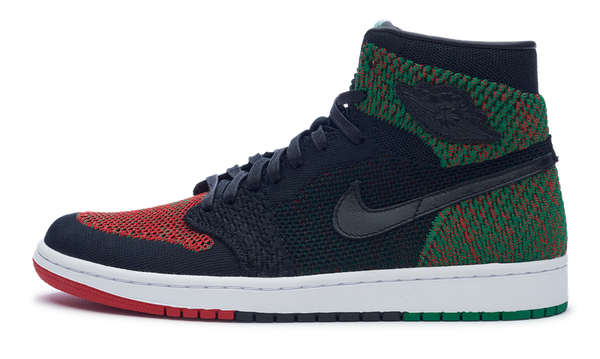 Air Jordan 1 Retro High Flyknit 'Black History Month'