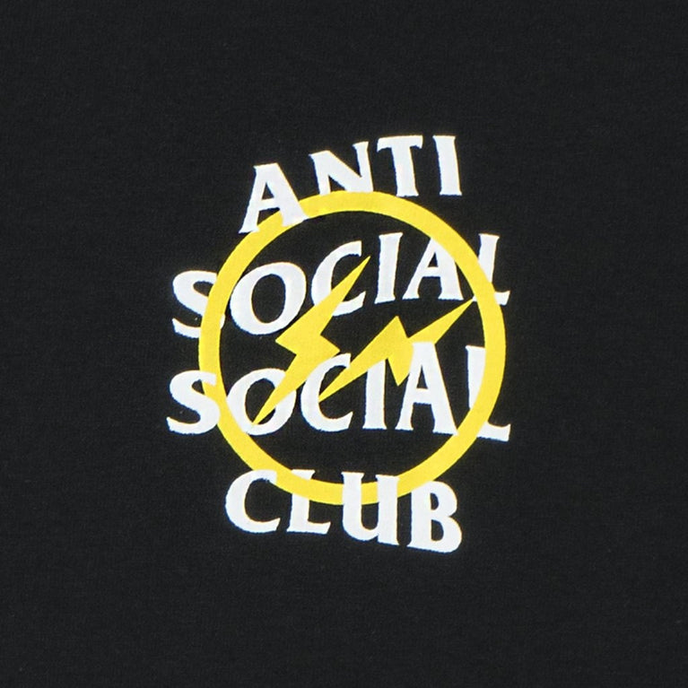 ASSC FRAGMENT YELLOW BOLT TEE