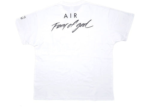 FEAR OF GOD x Nike Air Fear of God T-Shirt White