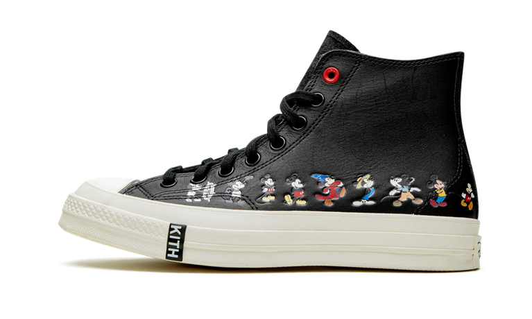 Converse Chuck Taylor All-Star 70s Hi Kith x Disney Black