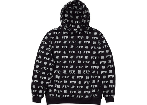 FTP x Undefeated All Over Hoodie