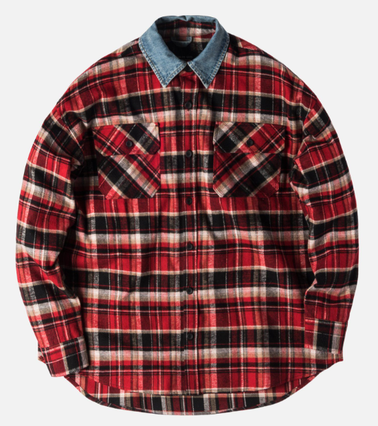 Fear of God Fifth Collection Oversized Flannel
