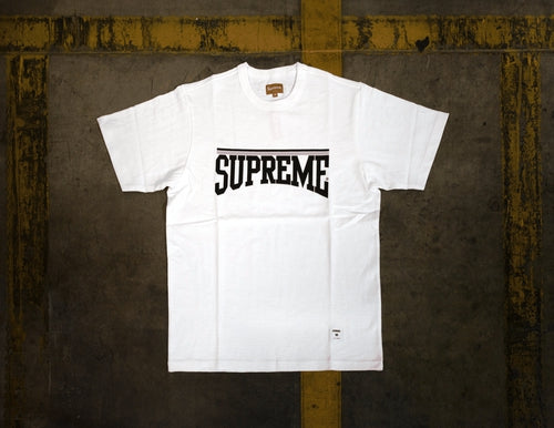 Supreme Arch SS Top White