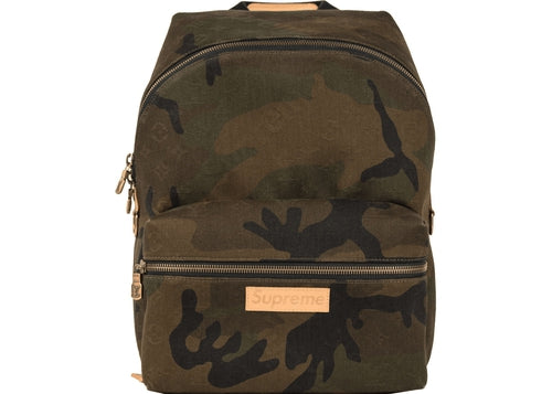 SUPREME&LV Apollo Backpack Camo