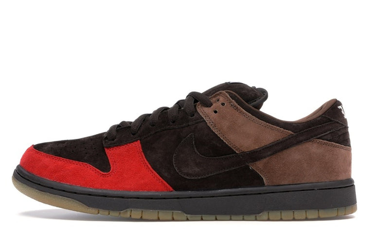 NIKE DUNK SB LOW BISON