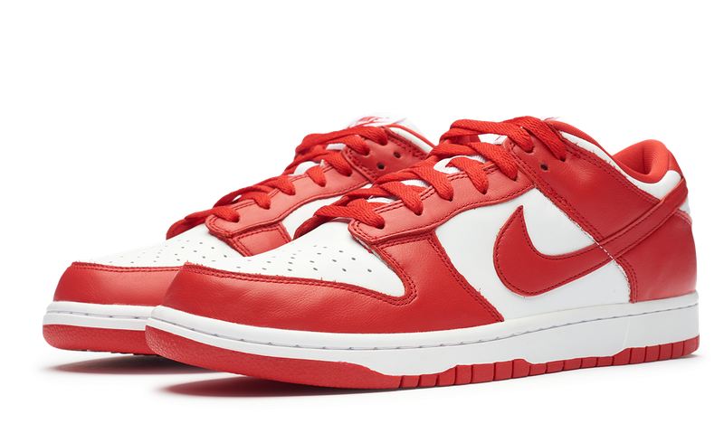 "Nike Dunk Low St. Johns ""University Red"""