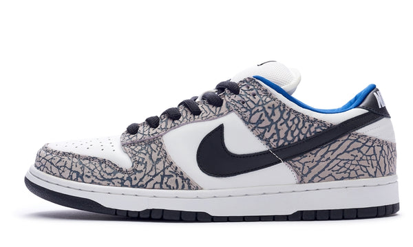 Nike Dunk SB Low Supreme White Cement