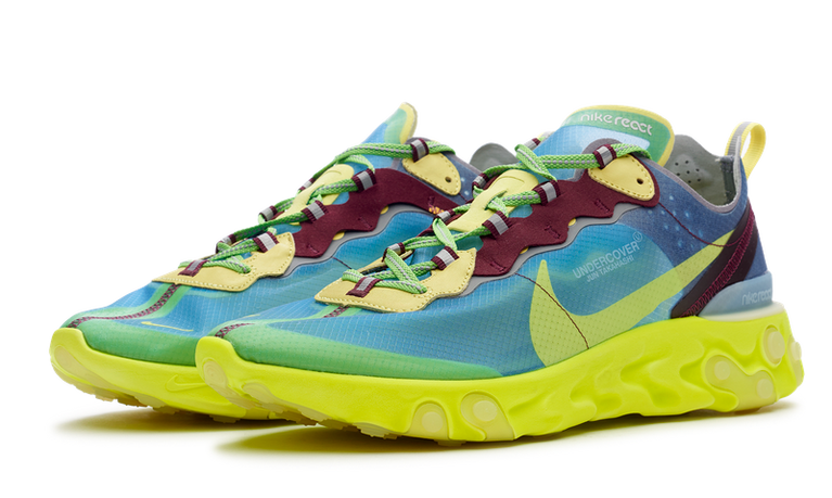 Nike React Element 87 Undercover Lakeside