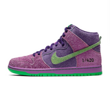 Nike SB Dunk High 420 Reverse Skunk (Special Box)