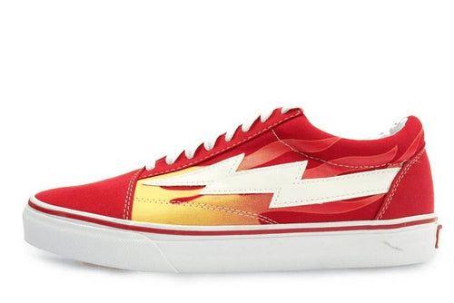 Revenge X Storm Ian Connor Flame Red