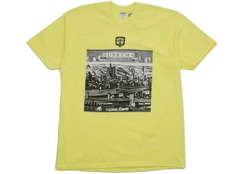 Fiorenza Tee Yellow