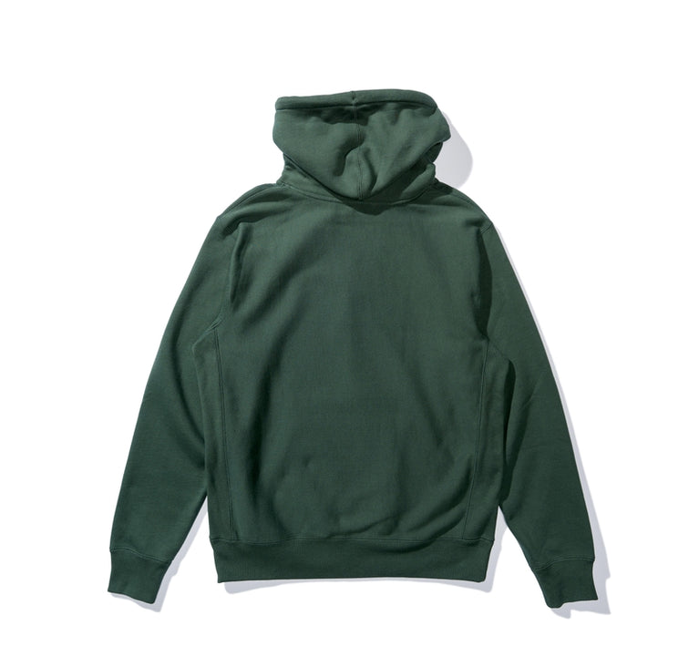 Solestage Green Bold Hoodie