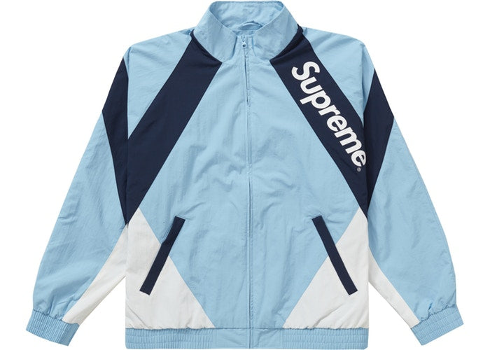 Supreme Paneled Track Jacket