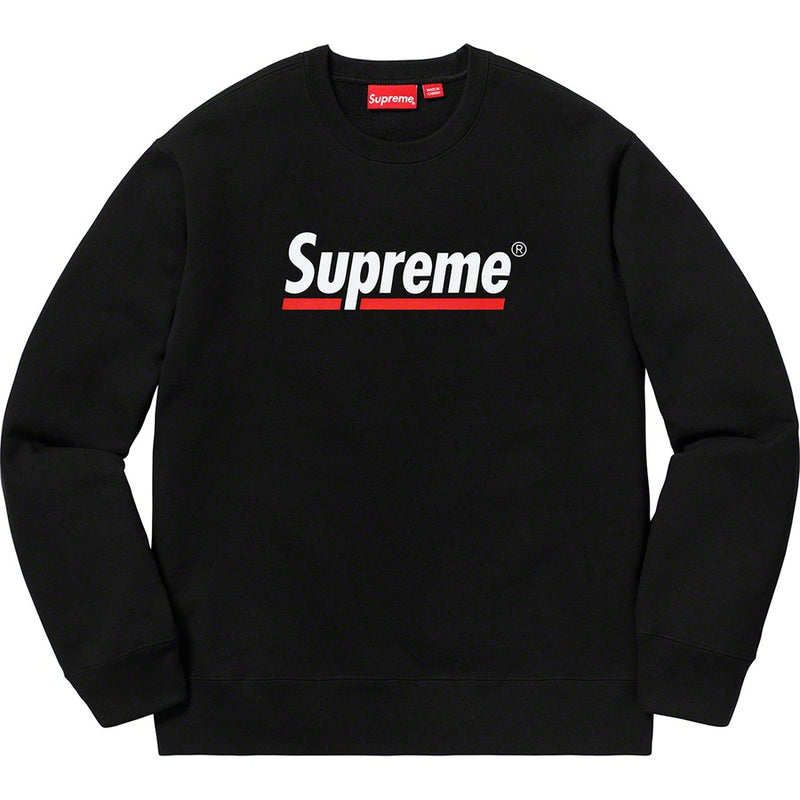 Supreme Underline Crewneck