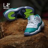Air Jordan 11 Retro Low 'Aqua Safari'(GS)