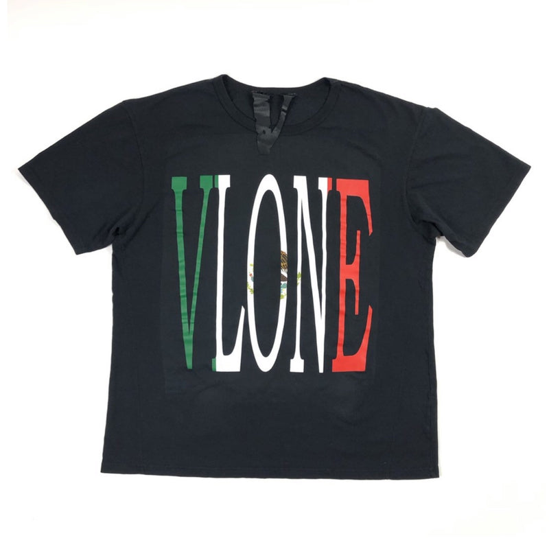 Vlone Mexico Tee Black