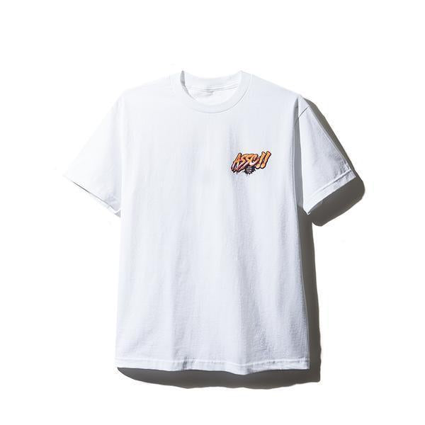 Antisocial Social Club (Asia Exclusive) Motor Sport White Tee