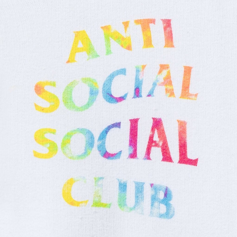 Antisocial Social Club Thai Dye White Tee