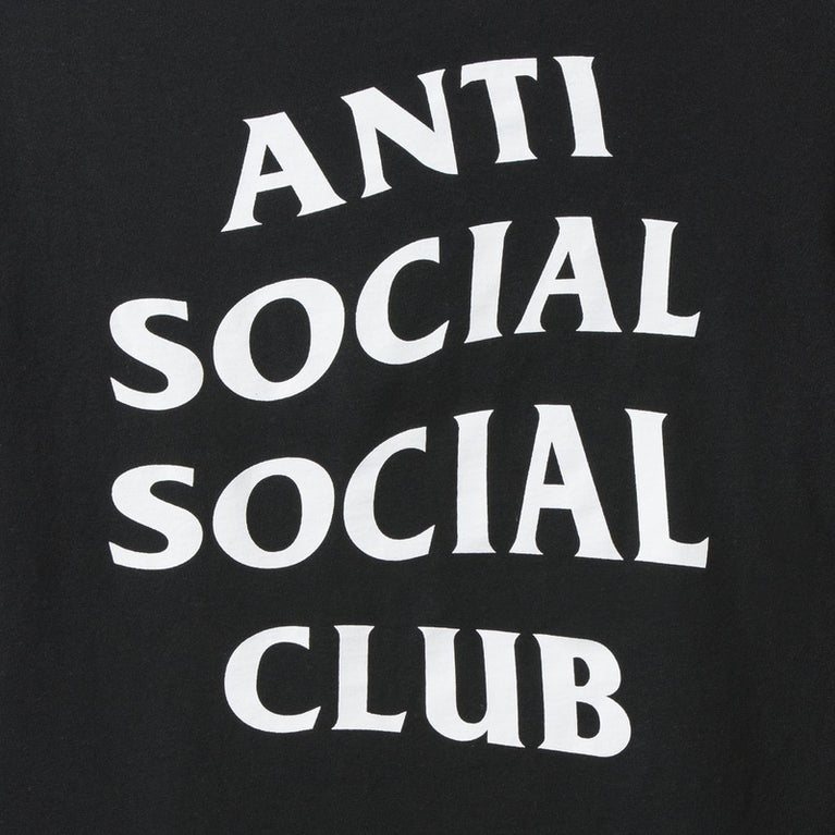 LINE X ASSC BROWN BEAR BLACK TEE