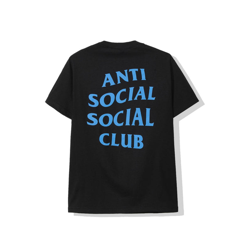 Antisocial Social Club PHANTON BLACK TEE