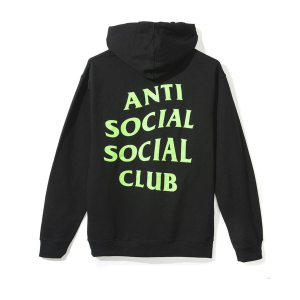 Antisocial Social Club Myself Black Hoodie