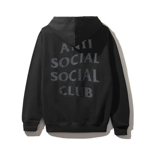 Antisocial Social Club (Asia Exclusive) Motor Sport Black Hoodie